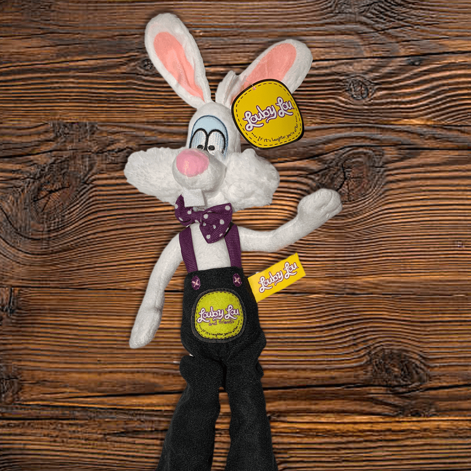 Roger The Rabbit Doll
